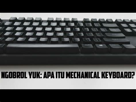Keyboard Mechanical Gaming Digital Alliance K1 Meca Tkl Blue Switch 13 rgb mechanical murah havit kb380l review doovi