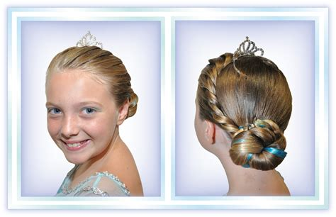 Elsa Hairstyles by New And Elsa Frozen Styles At Bibbidi Bobbidi Boutique