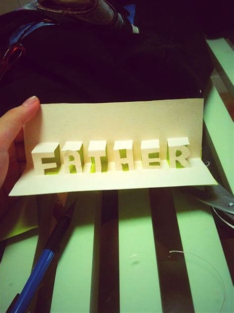 fathers day ideas to make s day cards 21 diy ideas and designs diy projects