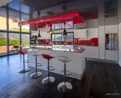 Beau Bar Dans Cuisine Ouverte #2: Tabourets-cuisine-loft-gap.jpg