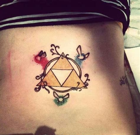 zelda tattoo designs best 25 ideas on