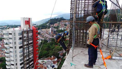 cadenas industriales en quito c009 7 seguridad en trabajos en altura en la construcci 243 n