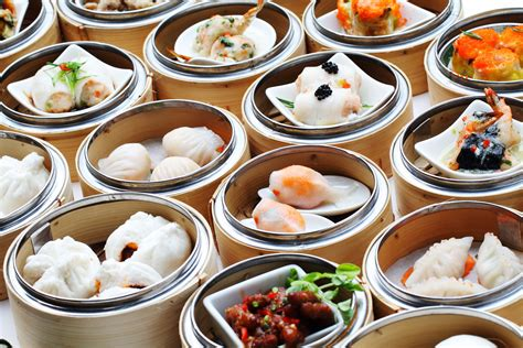 Dim Sum Buffet Dynasty Centara Grand Central Ladprao