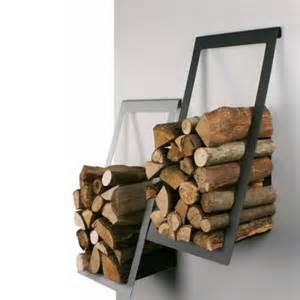 fireplace wood holder basket buy wall mounted log basket holder stylish and modern