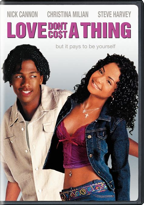 love don t cost a thing film love don t cost a thing dvd release date april 27 2004