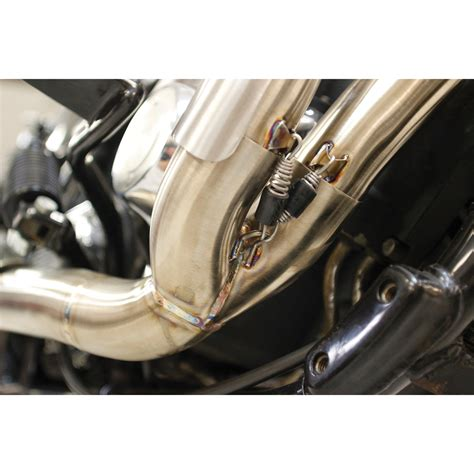Sticker Stainless Tipis Jp two brothers racing comp s 2 1 exhaust brush stainless steel with carbon fiber tip 832 154 j