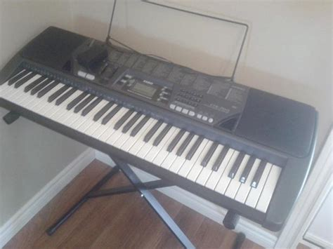 Keyboard Casio Ctk 700 Casio Ctk 700 Digital Keyboard Summerside Pei