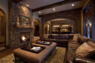 Rustic Living Room Ideas 1000 Images About Stunning Real Estate On Mansions Villas And Architecture