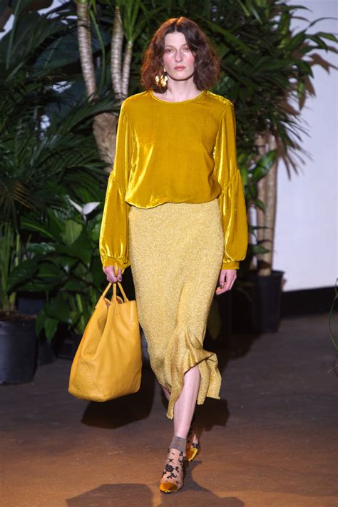 creatures of comfort new york creatures of comfort fall 2017 rtw the cut