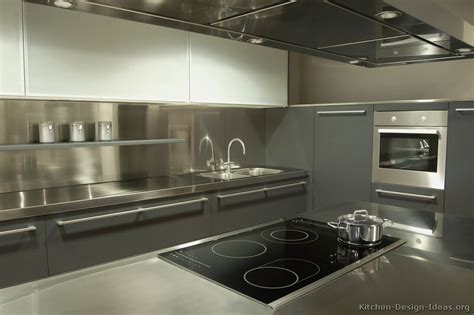 modern kitchen countertops and backsplash pictures of kitchens modern gray kitchen cabinets