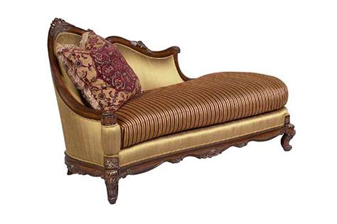 traditional chaise lounge bt 072 traditional mahogany chaise lounge accent seating