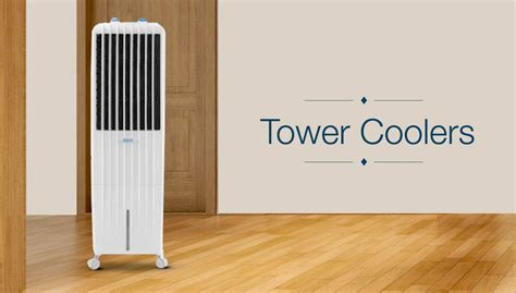 tower fan cooler without water air coolers buy air coolers in india best