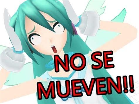 Imagenes Que Se Mueven De Vocaloid | mmd x talkloid no se mueven youtube