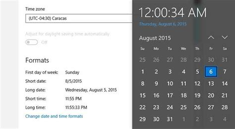 Calendario Windows 10 Error D 237 A Incorrecto En El Widget Calendario En