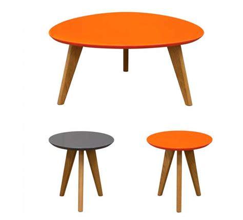 Orange Coffee Table High Gloss Orange Coffee Table Contemporary