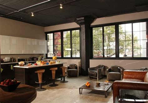 Kitchen Design Nyc paper factory hotel blends industrial chic with creative