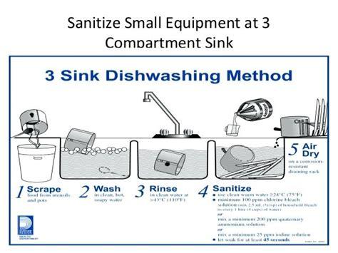 3 compartment procedure 3 compartment procedure sinks ideas