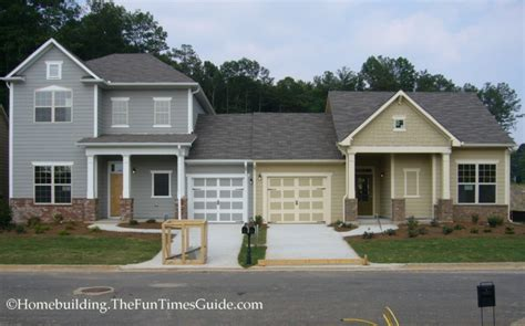 craftsman style multifamily home plans in hiram park the