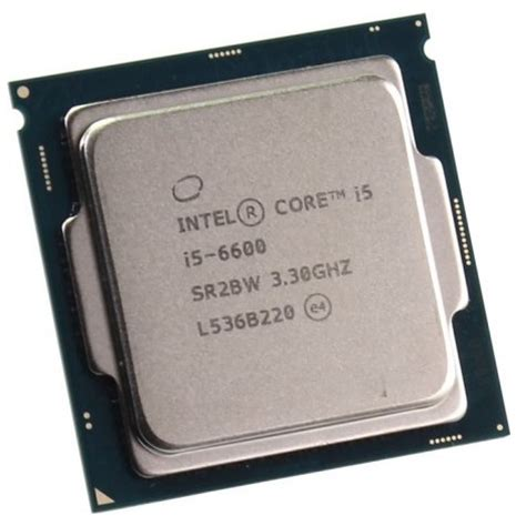 Intel I5 6600 3 3 Ghz buy intel i5 6600 6m skylake 3 3 ghz lga