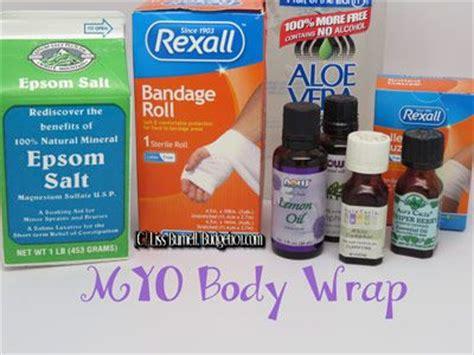 Cellulite Detox Wrap by Budget101 Anti Cellulite Spa Wrap Home Spa
