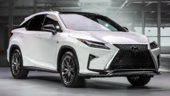 Rx Lexus 2017 Lexus Rx 350 Concept Future Cars Models