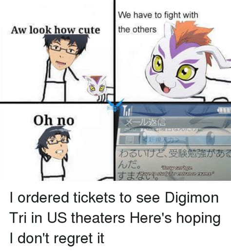 Digimon Memes - memes digimon tri pictures to pin on pinterest pinsdaddy