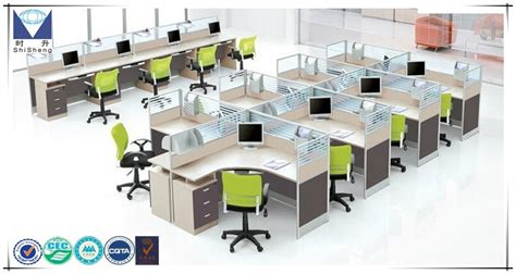 home design center telemarketing modern design office partition call center cubicles office