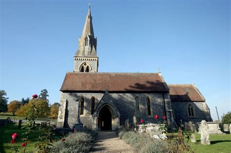 st mark s church berkshire an unwelcome wedding guest fears wild puma is on loose