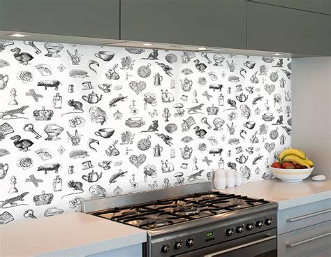 alice wonderland adhesive wallpaper contemporary wall stickers