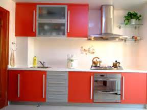 gallery for gt red kitchen cabinets
