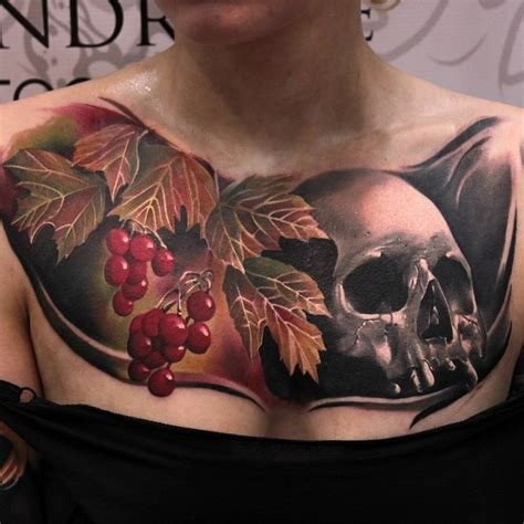 best chest tattoos cool chest tattoos best ideas gallery