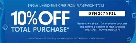 discount voucher psn sony ps4 9 your exclusive home for exclusives page 5