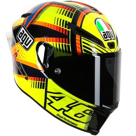 Helm Agv Replika Valentino valentino agv pista gp soleluna qatar helmet replica race helmets
