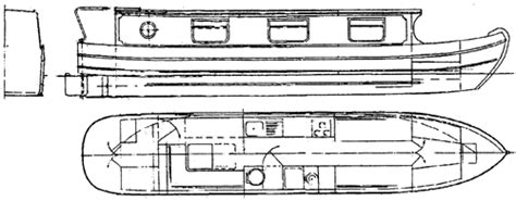 how to draw a narrow boat motor boats over 30