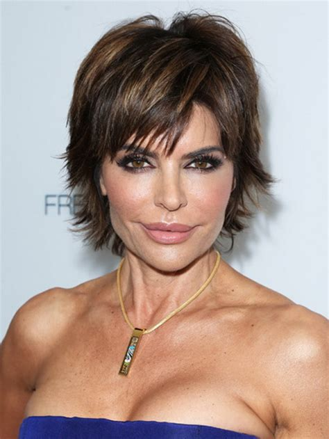 short hairstyles for fifty year olds short hairstyles for women over 50 years old