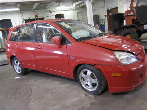 Suzuki Aerio Aftermarket Parts Parting Out 2004 Suzuki Aerio Stock 110134 171 Tom S