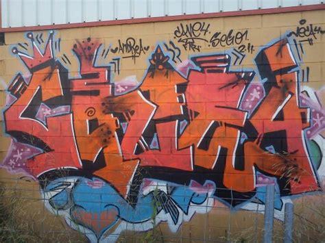 galeria de arte trabajos de graffitis  bocetos