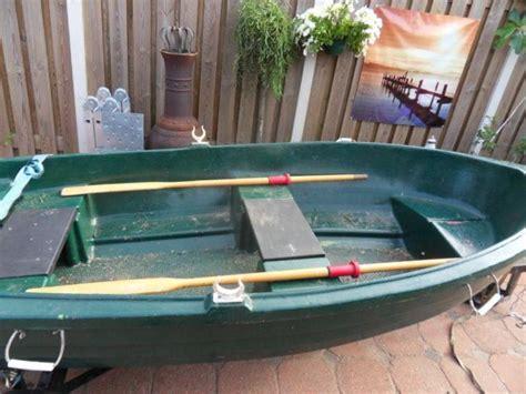 tweedehands roeibootje vis toer roeiboot met trailer pioner 10 tweedehands en