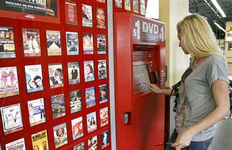 Dvd Kiosk For Sale Gift - redbox hits 1 billion business opportunities