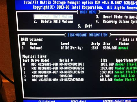 freenas gpt format error had to rebuild one drive in raid5 freenas cant see mount