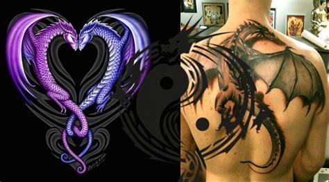 imagenes de leones y dragones significado de los tatuajes de dragones tatuajes de animales