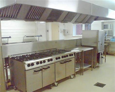 Commercial Kitchen Installation by Commercial Kitchens Design Planning And Installation