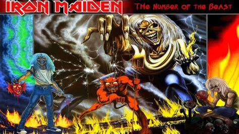 iron maiden wallpaper  background image  id