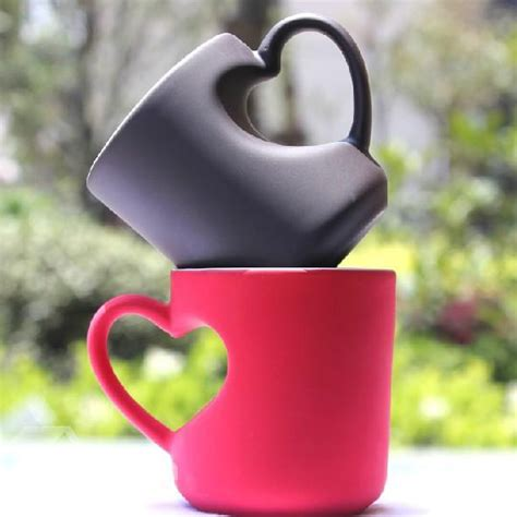 heart shaped mug online buy wholesale heart shaped mug from china heart