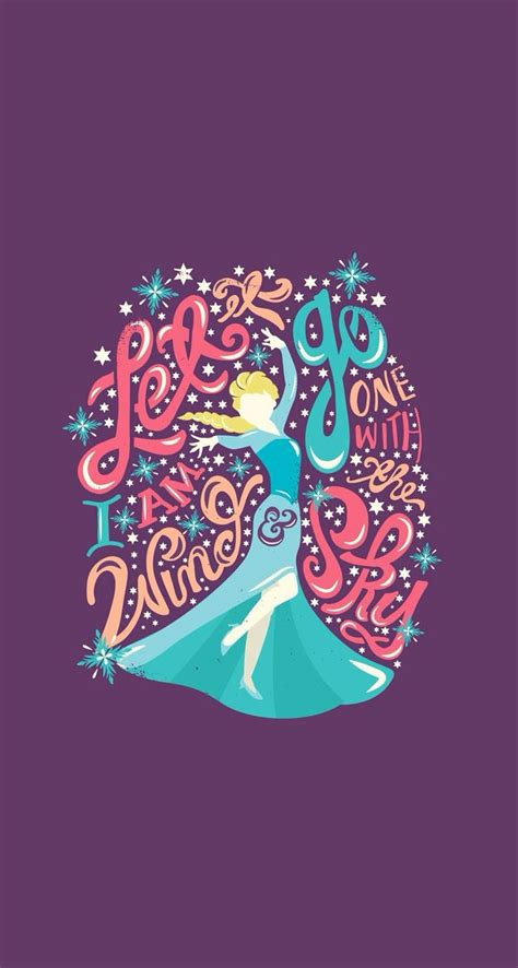 iphone 5 wallpaper disney quotes tap image for more disney frozen iphone wallpapers ley it