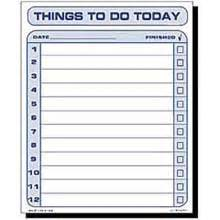 Things To Do In Today Things To Do Today Pad Shop For Things To Do Today Pad