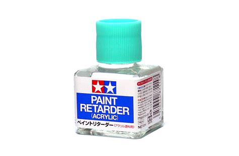 acrylic paint retarder 2x tamiya model paints finishes paint retarder acrylic