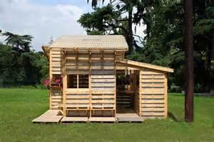 Wood Pallet Table Fabriquer Un Abri De Jardin Avec Des Palettes