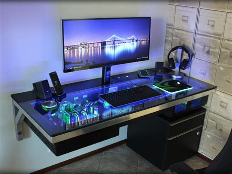 cool desk 15 cool desks and workspaces that geeks will love