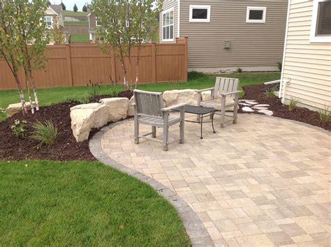 Patio Pavers Mn Groundwrx Landscape Hardscape Design Maple Grove Mn